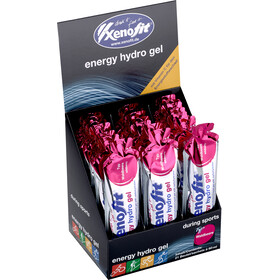 Xenofit Energy Hydro Gel Box 21x60ml Wildbeere